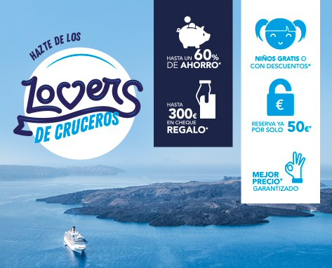 Lovers Cruceros